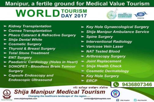 Manipur, a Fertile Ground for Medical Value Tourism