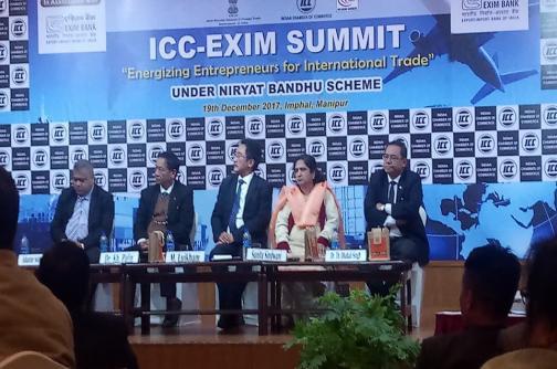 ICC-EXIM Summit Manipur Imphal
