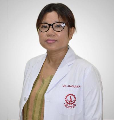Dr. Ranjuka Chongtham