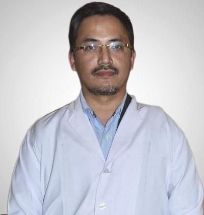 Dr. Vyas Khongbantabam