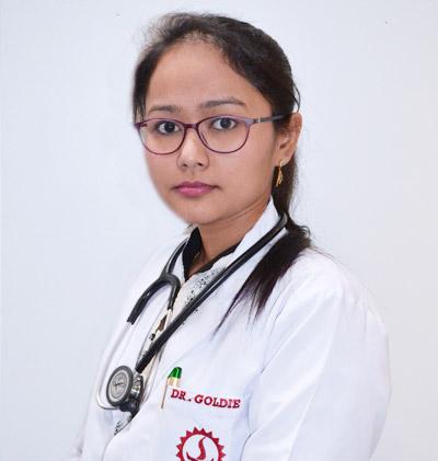 Dr. Goldie Longjam