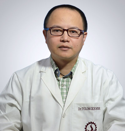 Dr. Tolongkhomba Potsangbam