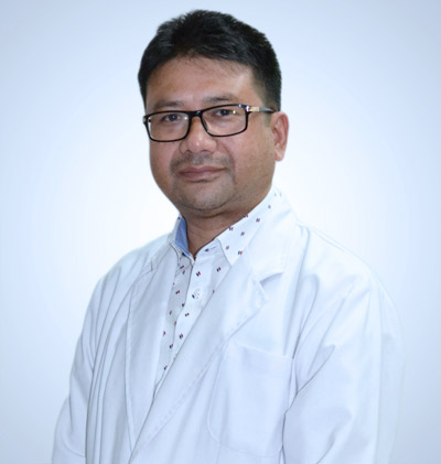 Dr. Chandragupta Chongtham