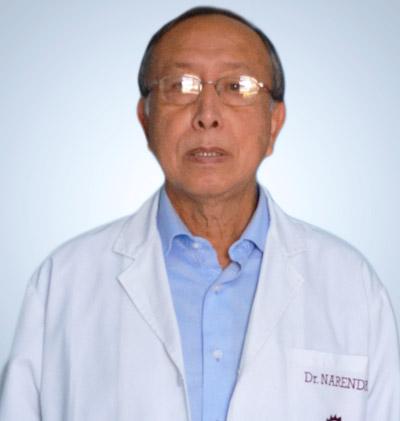 Dr. Narendra Potsangbam