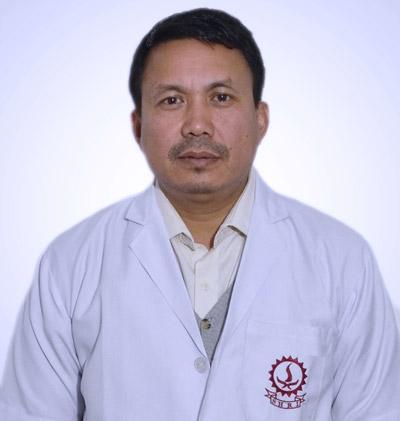 Dr. Romen Singh Keisham