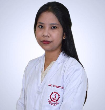 Dr.Pinky Phuritshabam