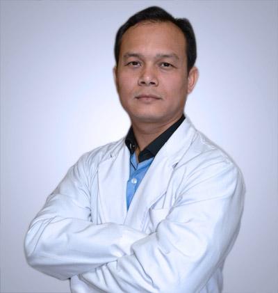 Dr. Kennedy Taiyenjam